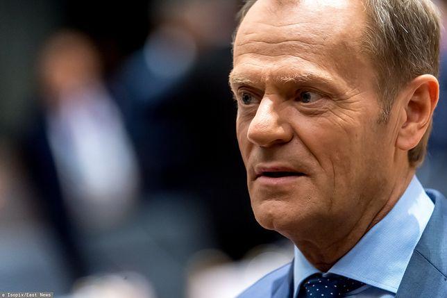 """Donald Tusk wydaje książkę """"Szczerze"""""""
