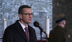 Śmierć w Białym Miasteczku. Premier skomentował tragiczne wydarzenie