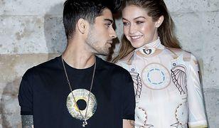 Zayn Malik i Gigi Hadid spotykają się z przerwami od 2015 r.