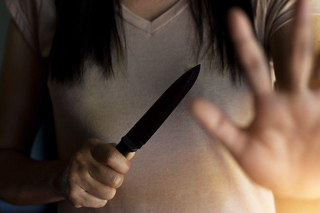 Chiny - kobieta zaatakowała dzieci nożem. Nie są znane przyczyny ataku.