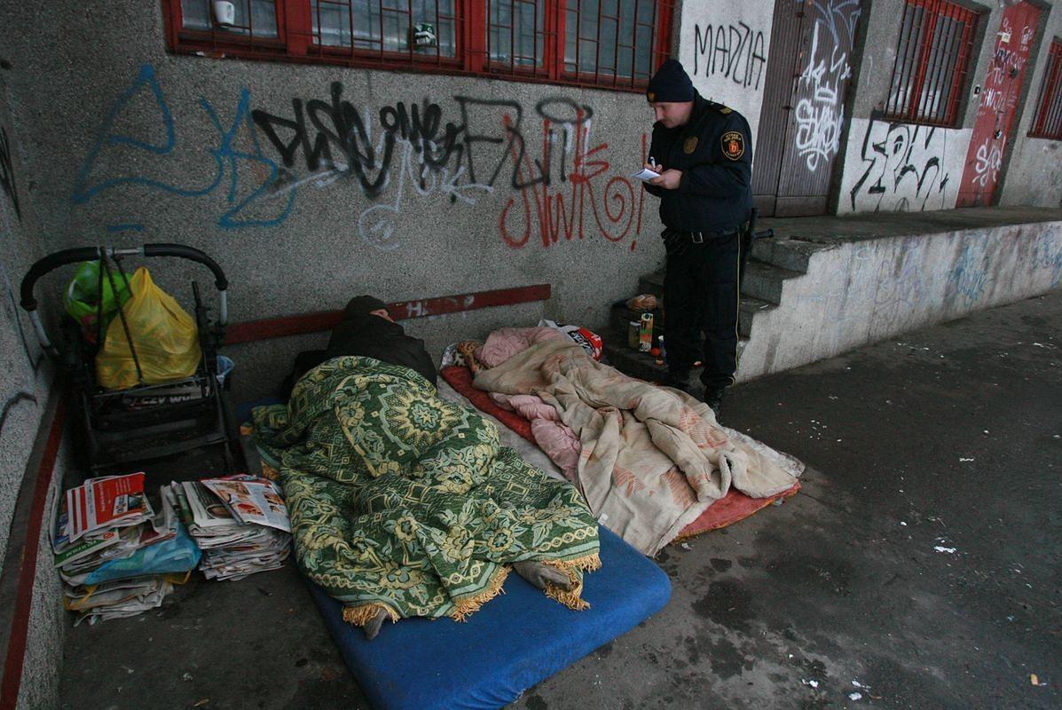 Powstanie mobilna łaźnia dla warszawskich bezdomnych. Start w grudniu