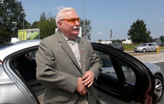 """Lech Wałęsa zaskakuje i zapowiada walkę o SN na ulicy. """"Staję na czele fizycznego odsunięcia głównego sprawcy"""""""