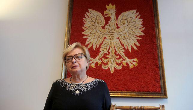 Pierwsza Prezes Sądu Najwyższego prof. Małgorzata Gersdorf