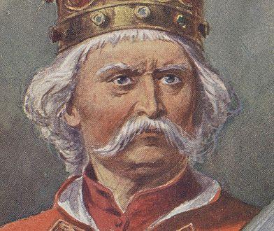 Król Łokietek według Walerego Radzikowskiego