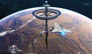 W przyszłości kosmos będzie pełen struktur budowanych przez człowieka