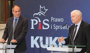 """Kukiz komentuje głosowanie. """"Prosił mnie o to prezes PiS"""""""
