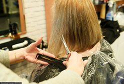 Podziemie fryzjerskie prężnie działa. Nie każdy klient zostanie obsłużony