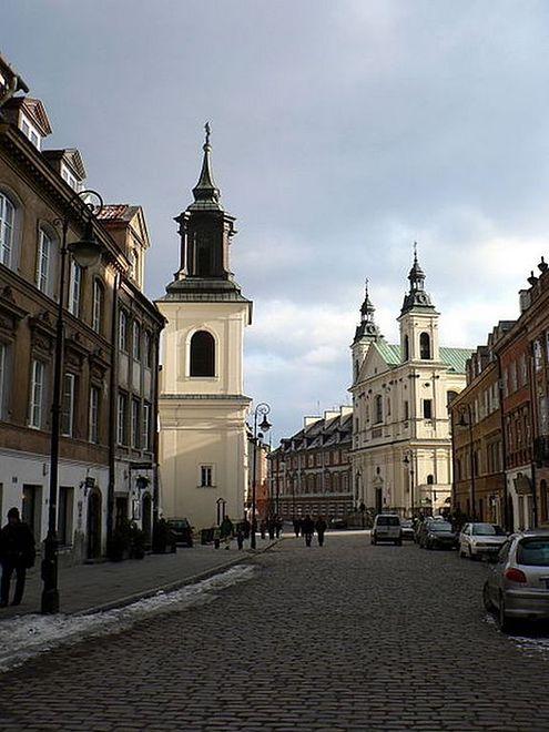 Chcieli okraść klasztor dominikanów na Starym Mieście!