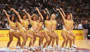 Zostań cheerleaderką Warsaw Eagles!