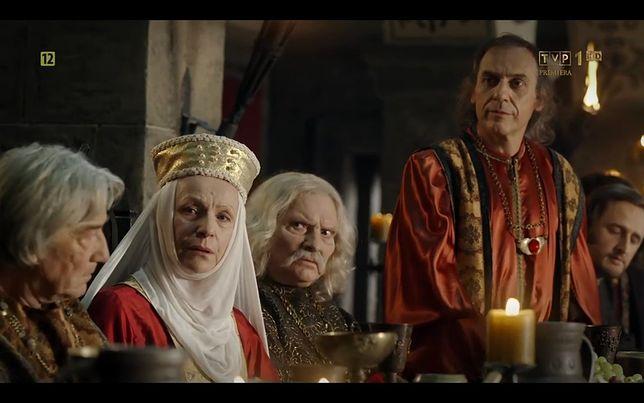 """""""Korona królów"""": wielka historia, ale małe fajerwerki. Nowy serial TVP wzbudza mieszane emocje i gorącą dyskusję"""