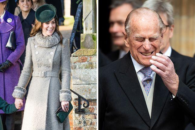 Kate Middleton i książę Filip mają wyjątkowo bliskie relacje. Zdradziła ich mowa ciała