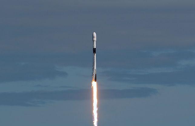 Rakieta SpaceX Falcon 9