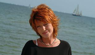 Ewa Sałacka: wielka nieobecna. Miała tylko 49 lat