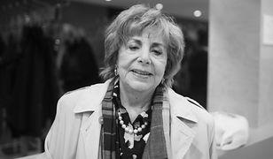 Zofia Czerwińska nie żyje. Aktorka miała 85 lat