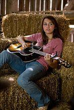 Miley Cyrus śpiewa Boba Dylana