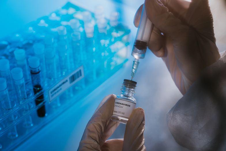 Szczepionki AstraZeneca poszły z dymem. Dla dobra obywateli