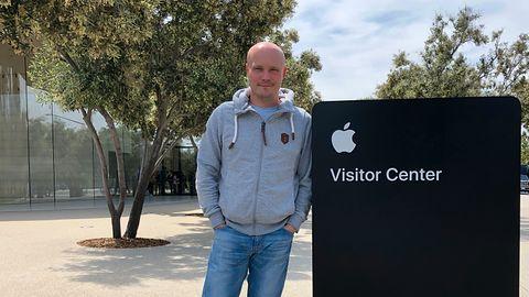 Odwiedziliśmy Apple Park w Dolinie Krzemowej. Świątynia jabłuszka nie rozczarowała