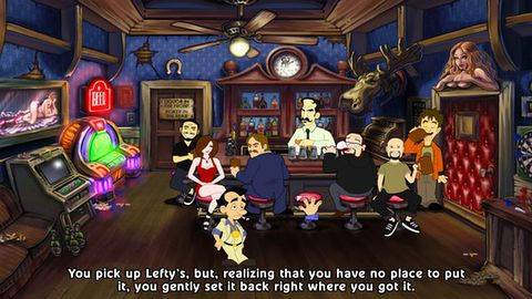 [BLOG]Leisure Suit Larry in the Land of the Lounge Lizards: Reloaded