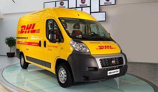 Fiat dostarczy ponad 800 aut firmie kurierskiej DHL