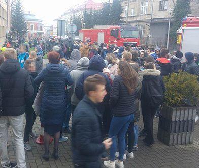 W szkole rozpylono gaz pieprzowy