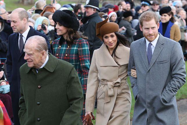 Pierwsze takie wspólne wyjście rodziny królewskiej. Wzbudziło mnóstwo emocji