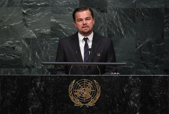 Leonardo DiCaprio inwestuje w mrożonki. Chce ratować Ziemię