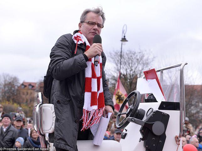 """Juszczakiewicz o Adamowiczu: """"Za swoją otwartość zapłacił najwyższą cenę"""""""