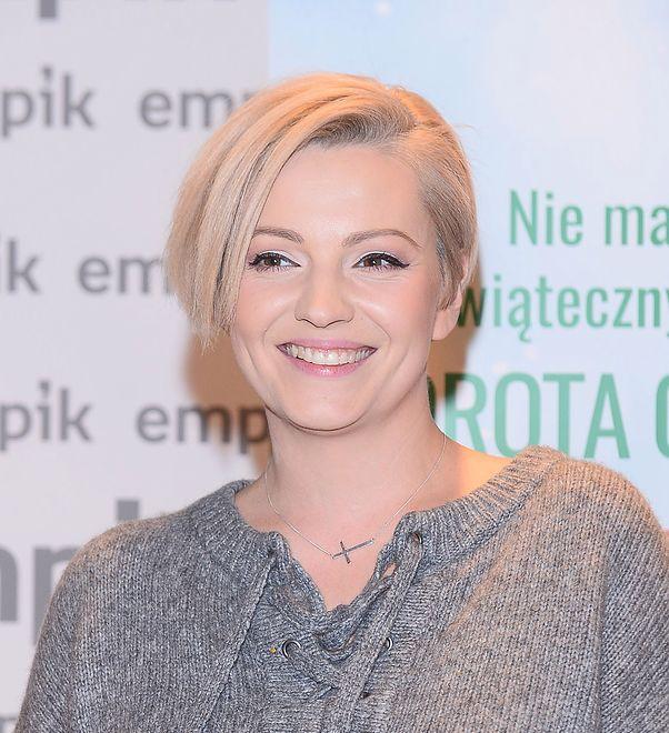 Dorota Szelągowska kiedyś i dziś. Co za metamorfoza!