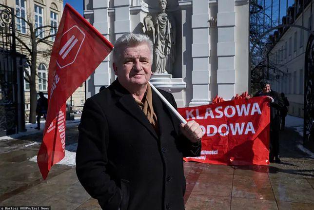 """Piotr Ikonowicz chce być rzecznikiem """"zwykłego Kowalskiego"""""""