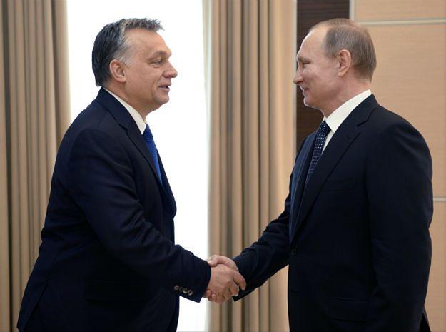 Władimir Putin: Węgry są ważnym partnerem Rosji w Europie