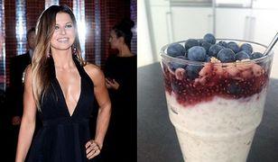 Anna Lewandowska poleca na Instagramie pudding z tapioki