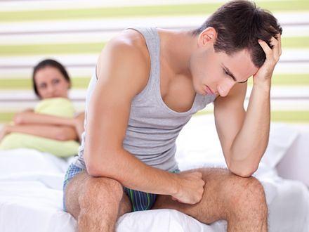 Nerwica wpływa na seks, a seks na nerwicę