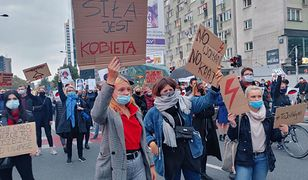 Protesty w Warszawie rozpoczną się o godz. 17:00