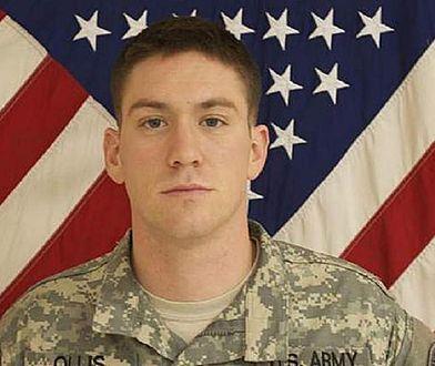 Sierżant sztabowy Michael H. Ollis.