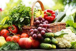 Ceny warzyw i owoców ostro w dół