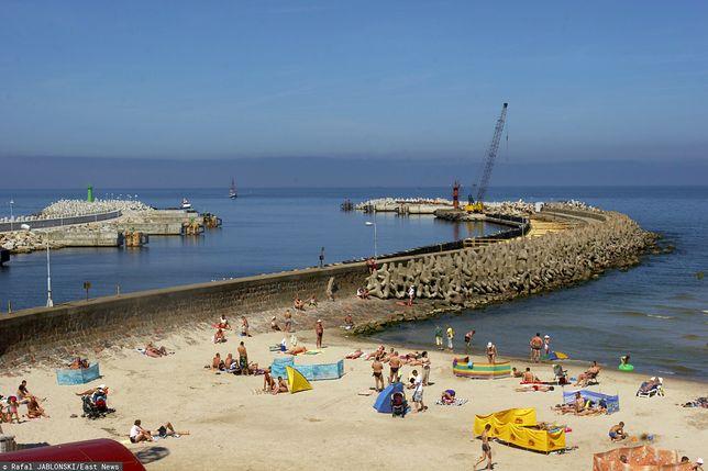 Kołobrzeg. Tragedia nad Bałtykiem, 68-latek utonął
