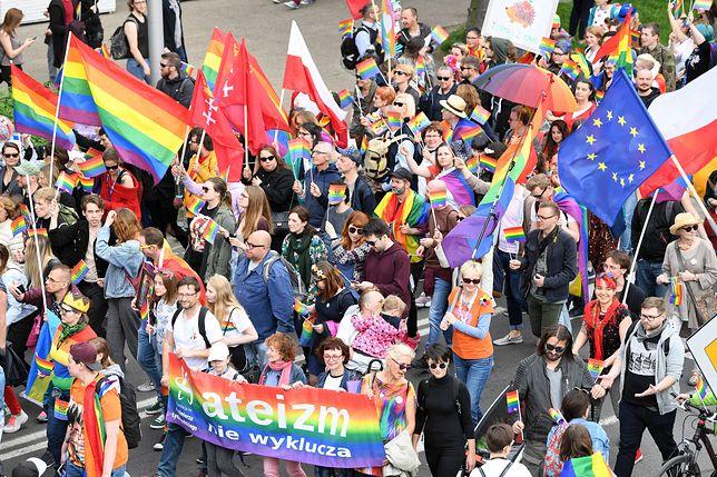 Sąd odwołał decyzję prezydenta Rzeszowa ws. zakazu Marszu Równości