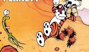 Calvin i Hobbes Dziwadła z obcej planety, tom 4