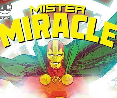"""Jedną z zapowiedzi Egmontu na styczeń 2020 r. jest """"Mister Miracle"""" Toma Kinga"""