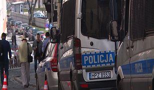 Sąd ukarał kierowcę radiowozu karą 200 zł grzywny