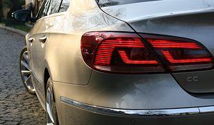 VW, samochód