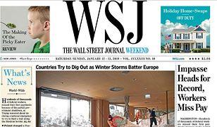 Aresztowanie ABW ws. Huawei na pierwszej stronie Wall Street Journal