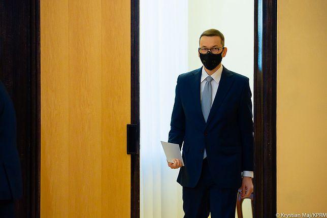 To premier Mateusz Morawiecki miał być centrum organizacji wyborów korespondencyjnych