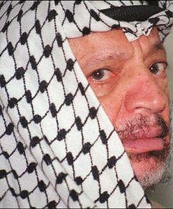 Arafat chce się spotkać z Szaronem