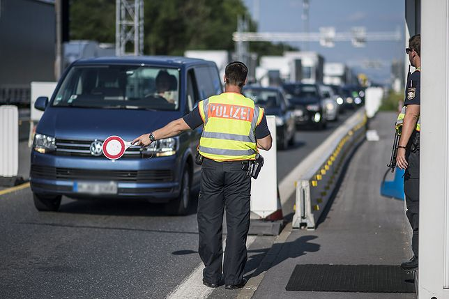 Bawaria przywraca policję graniczną. Będą kontrole