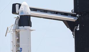 Transmisja online. Start rakiety Falcon 9 o 21:33