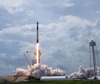 Misja NASA i SpaceX. Kiedy odbędzie się lądowanie rakiety w Międzynarodowej Stacji Kosmicznej?