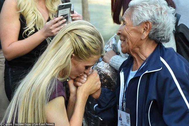 Paris Hilton wspomaga ofiary trzęsienia ziemi w Meksyku