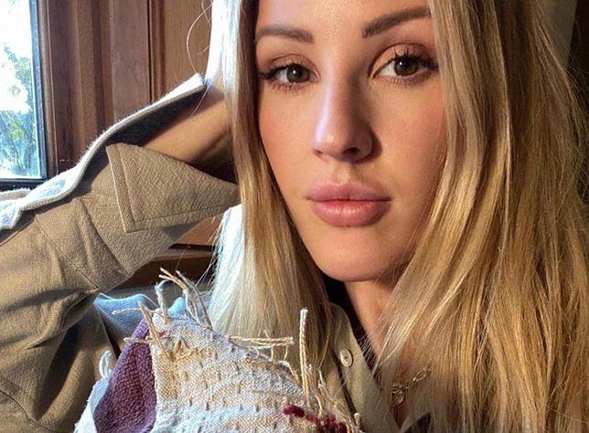 Ellie Goulding  w szczerym wywiadzie