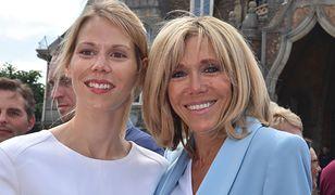 Brigitte Macron na wyborach parlamentarnych. Postawiła na błękit i wyglądała jak siostra swojej córki!
